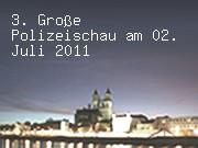3. Große Polizeischau am 02. Juli 2011