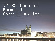 77.000 Euro bei Formel-1 Charity-Auktion