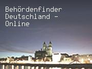 Behördenfinder Deutschland - Online