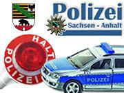 Brandanschlag auf 12 Polizeifahrzeuge in Magdeburg