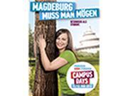 Campus Days 2012 am 11. und 12. Mai in Magdeburg