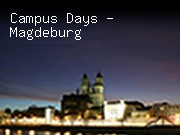 Campus Days - Magdeburg