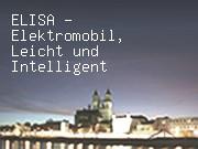 ELISA - Elektromobil, Leicht und Intelligent