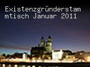 Existenzgründerstammtisch Januar 2011
