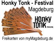Freikarten für das Honky Tonk Festival zu gewinnen