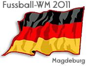 Fussball-WM 2011 in Magdeburg