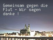 Gemeinsam gegen die Flut - Wir sagen danke !