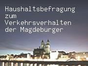Haushaltsbefragung zum Verkehrsverhalten der Magdeburger
