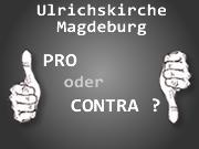 Info: Bürgerentscheid - Wiederaufbau der Ulrichskirche