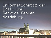 Informationstag der Call- und Service-Center Magdeburg
