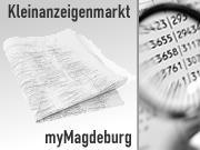 Kleinanzeigen im Kleinanzeigenmarkt Magdeburg