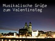 Musikalische Grüße zum Valentinstag