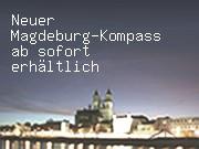 Neuer Magdeburg-Kompass ab sofort erhältlich