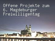 Offene Projekte zum 6. Magdeburger Freiwilligentag