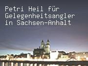 Petri Heil für Gelegenheitsangler in Sachsen-Anhalt
