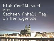 Plakatwettbewerb zum Sachsen-Anhalt-Tag in Wernigerode