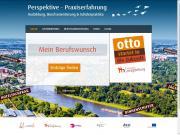 Relaunch: Onlineportal für Praktikum und Ausbildungssuche in Magdeburg