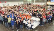 RoboCup-Junior-Saison startet mit Rekordanmeldungen