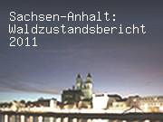 Sachsen-Anhalt: Waldzustandsbericht 2011