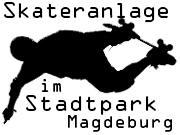 Stadtpark Magdeburg erhält Skateranlage / Skater-Parcour
