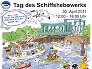 Tag des Schiffshebewerks am 30. April 2011