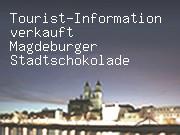 Tourist-Information verkauft Magdeburger Stadtschokolade
