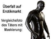 Überfall auf Erotikmarkt in Magdeburg