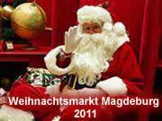 Weihnachtsmarkt Magdeburg - 2011